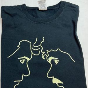 Hall and Oates Vintage Tee Shirt. Rare.